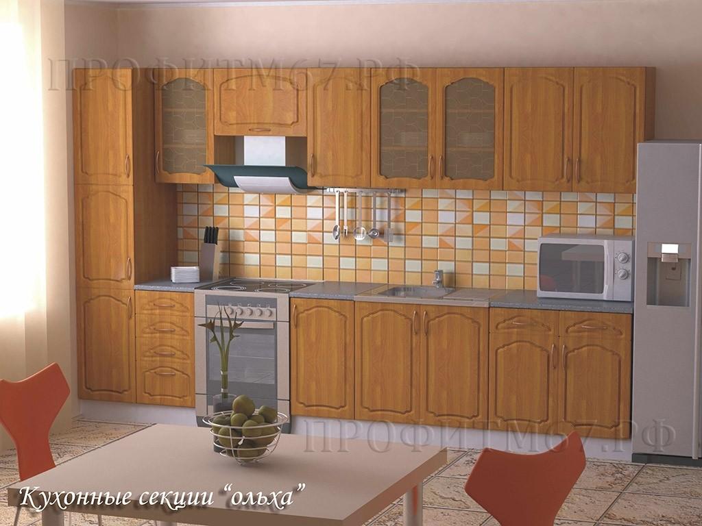 """Кухонные модули """"Ольха"""""""