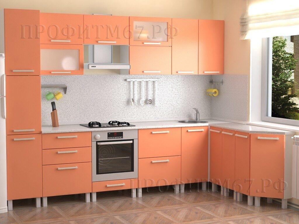 Кухня-Персик
