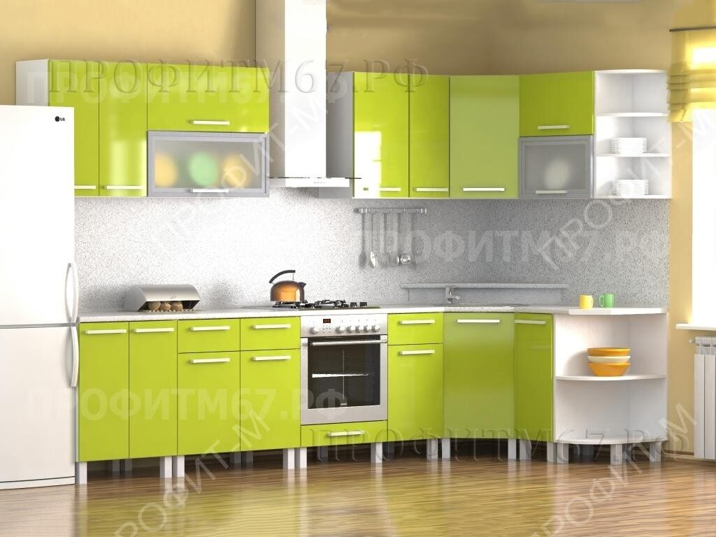 "Кухня ""Лайм"" (лак.)"