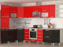 Красно чёрная