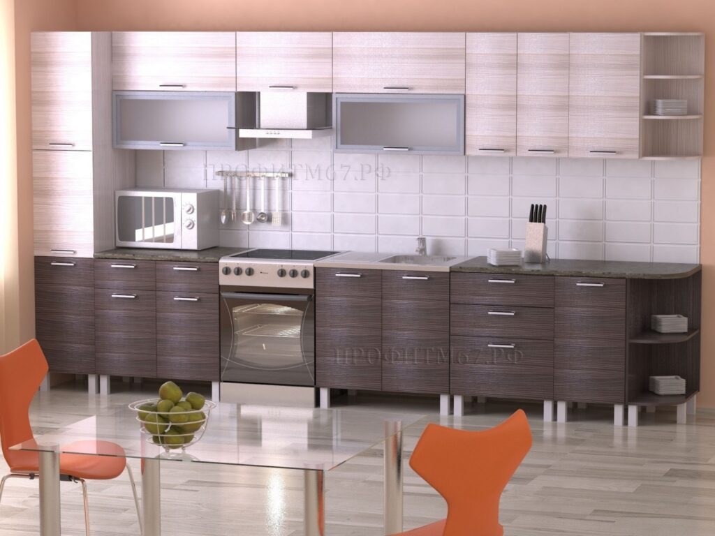 Кухонные модули Матрикс