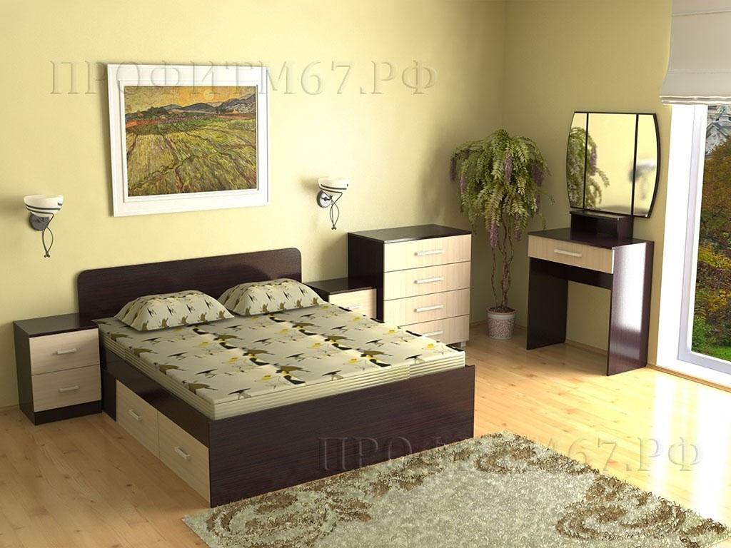 Мебель для спальной №1