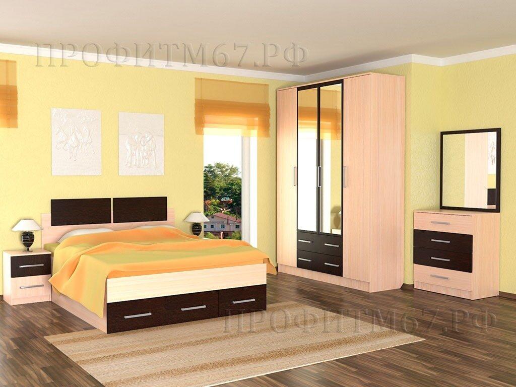 Мебель для спальной комнаты №2