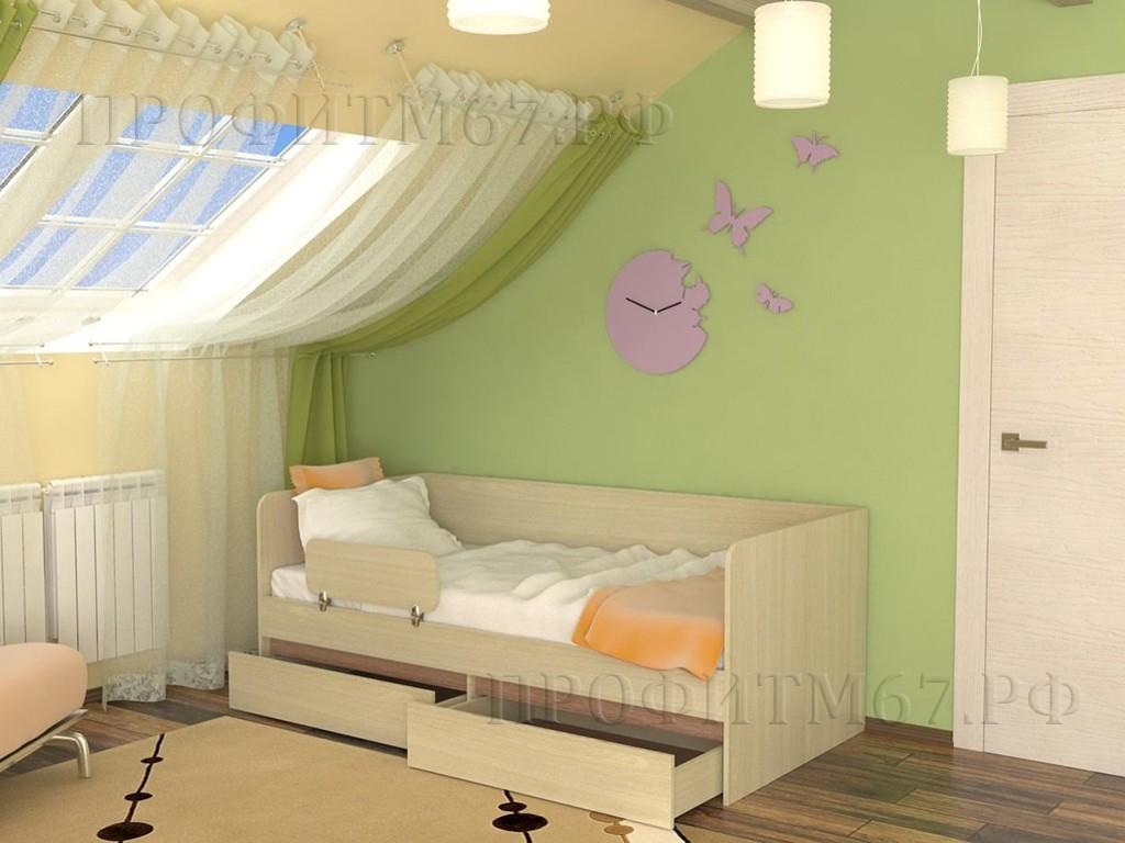 Кровать детская «Малыш»
