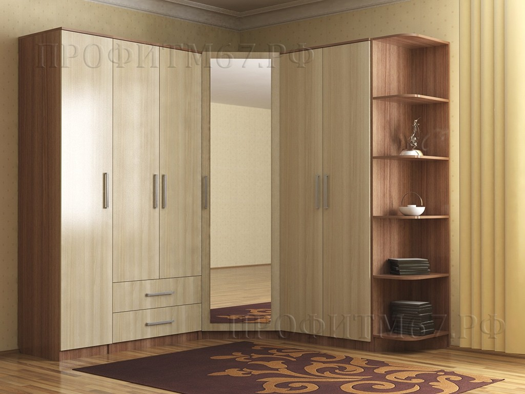 Модульный ряд шкафов