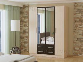 Шкафы с распашными дверями