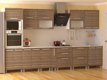 """Кухонные модули """"Сосна глянец"""""""