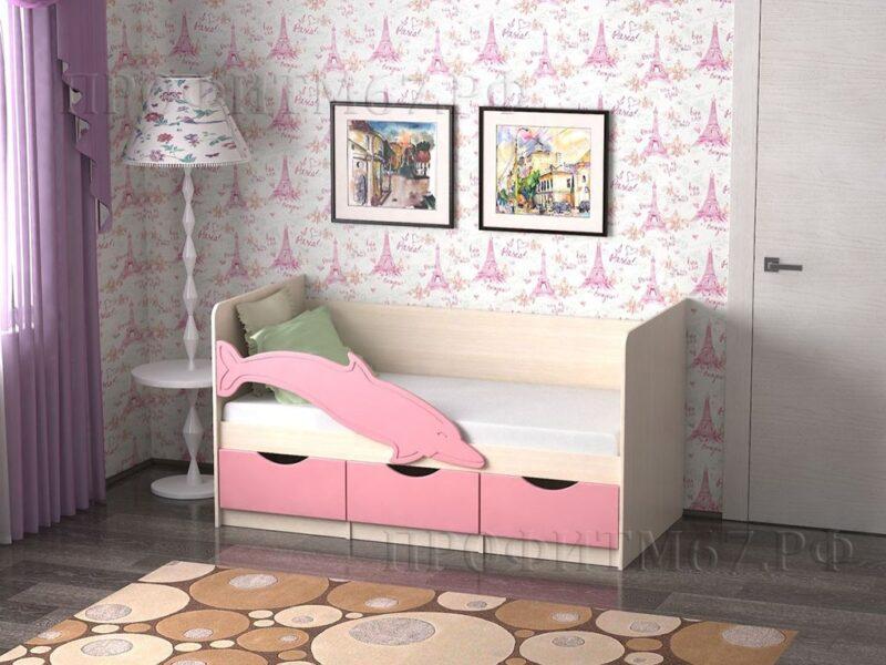 """Кровать """"Дельфин"""""""